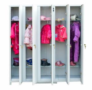 Детский сушильный шкаф