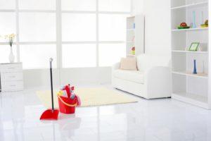Идеальной чистоты в доме можно добиться с помощью подручных средств