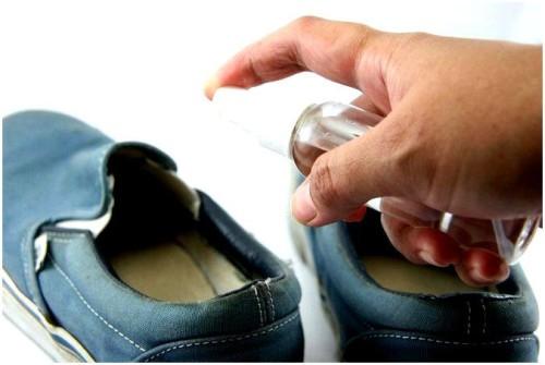 Грибок обуви