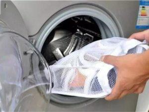 Специальный мешок для стирки обуви