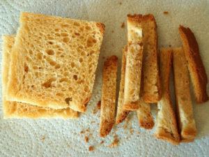 Хлебные корочки