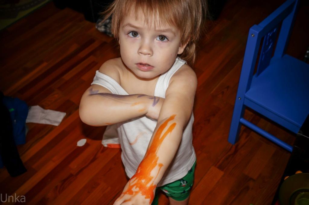 Выведение фламастера с кожи ребенка: безопасные методы и полезные советы