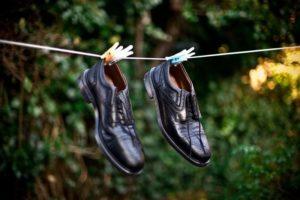 Правила сушки обуви