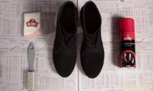 Краска и пропитка для обуви