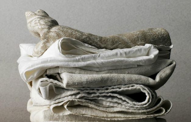 Крахмаление ткани
