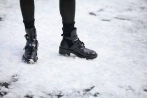 Уход зимой