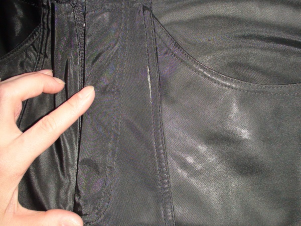 Как убрать пятно от утюга с одежды