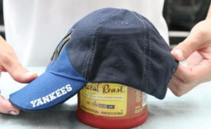 Сушка кепки