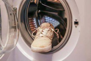 Замшевые кеды можно стирать в машинке