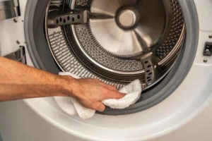 Чистка барабана стиральной машины