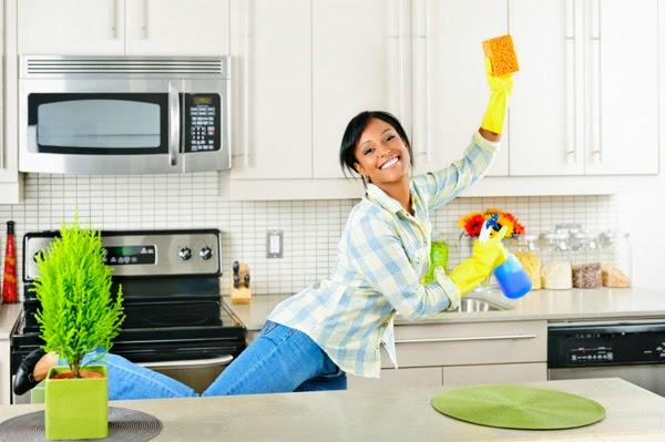 Идеальная чистота в доме