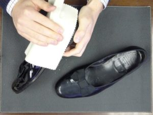 Возвращаем безупречный вид лакированной обуви