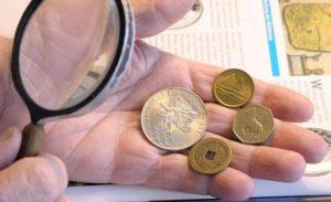 Как очистить старые монеты в домашних условиях