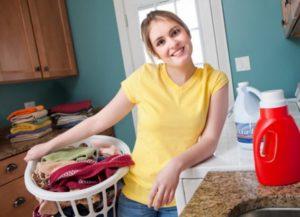 Средства для стирки детской одежды