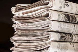 Использование газет