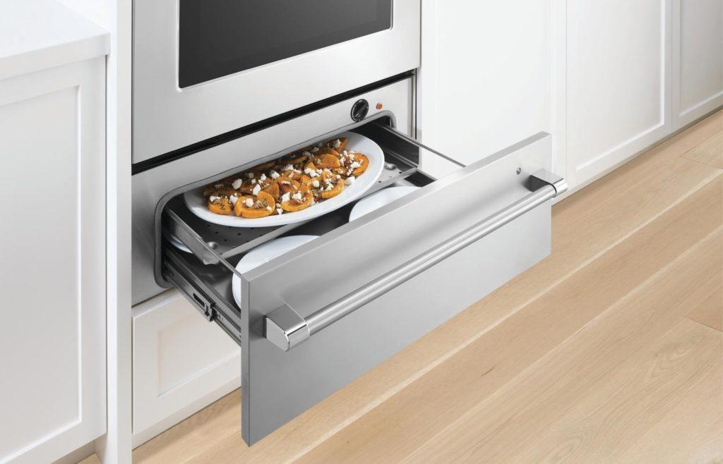 Ящик в духовке