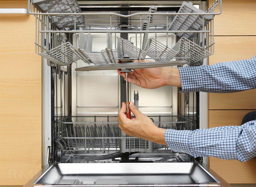 Посудомоечная машина не работает