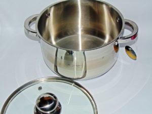 Как отмыть пригоревшую кастрюлю от гари, молока, каши, риса