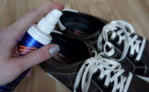 Дезодорант для обуви — как правильно пользоваться
