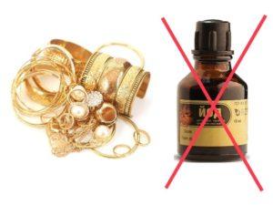 Как почистить золото в домашних условиях — советы ювелира