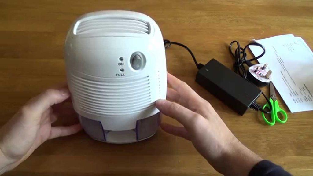 Осушитель воздуха для дома своими руками