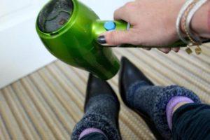 Как растянуть обувь в домашних условиях быстро