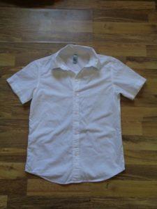Как сложить рубашку, чтобы не помялась в дороге