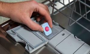 Таблетки для посудомоечной машины — рейтинг