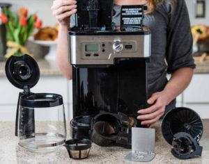 Чистка кофемашины от накипи — инструкция по удалению