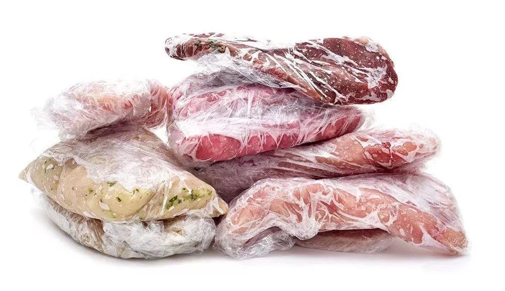 Замороженное мясо