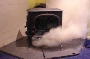 Чистка дымохода в частном доме своими руками