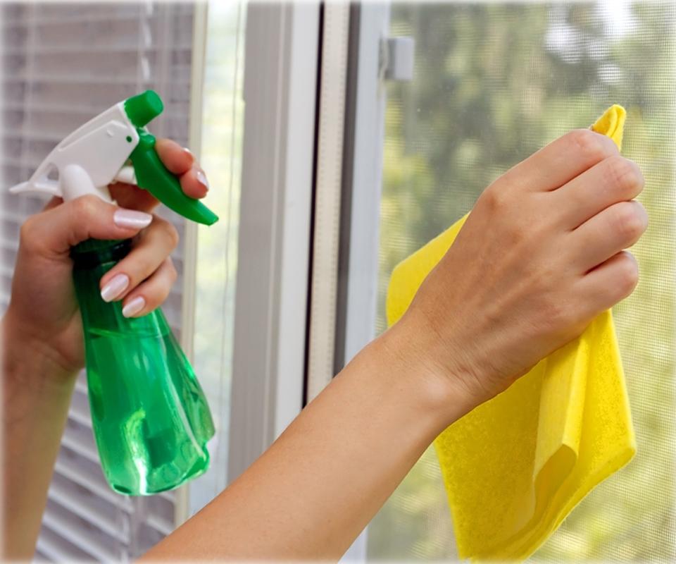 Перекись для мытья окон