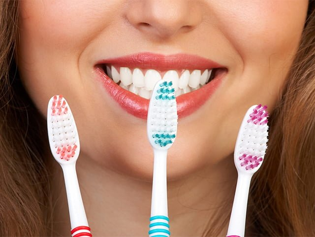 Уход за зубной щеткой
