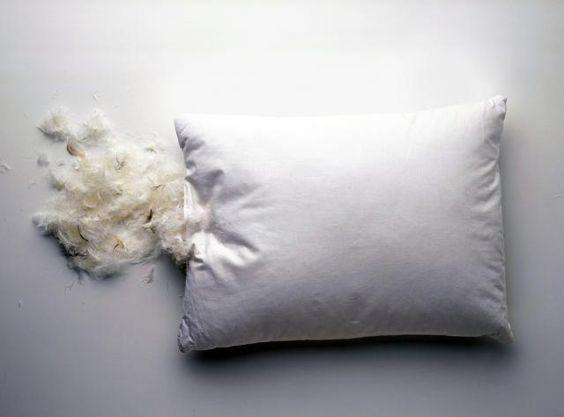 Старая подушка