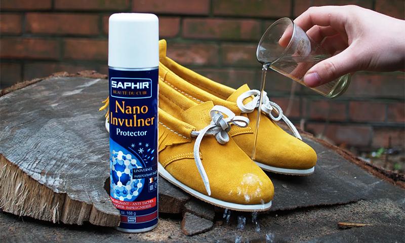 Водоотталкивающие пропитки для обуви