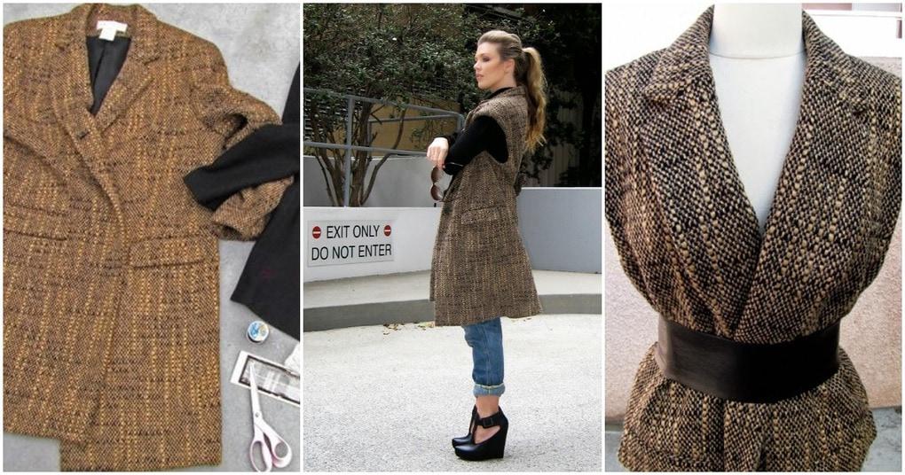 Обновление пальто