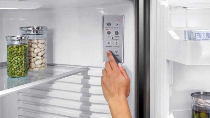 Холодильник с автоматической разморозкой