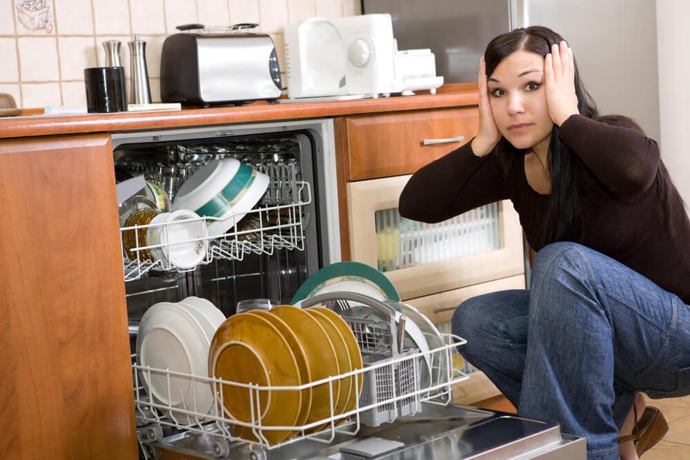 Нельзя мыть в посудомойке