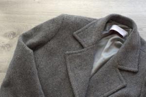 Как погладить пальто в домашних условиях