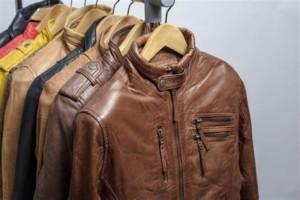 Как правильно разгладить кожаную куртку утюгом