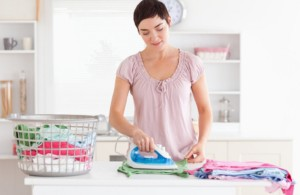 Как нужно гладить детские вещи для новорожденных