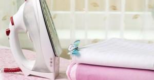 Как гладить простынь на резинке и другое белье
