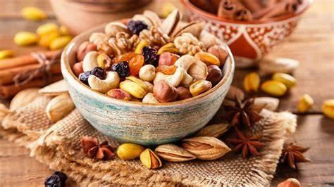 Как хранить орехи в домашних условиях правильно