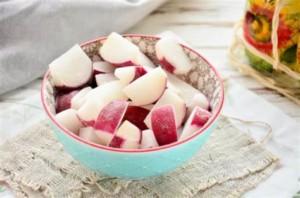 Как сохранить редиску в холодильнике надолго и свежей