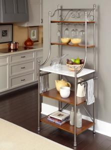 Как организовать хранение на кухне в шкафчиках в домашних условиях