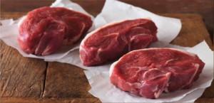Сколько хранится мясо в морозилке летом в жару