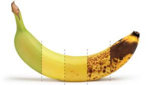Как хранить бананы в домашних условиях чтобы не почернели