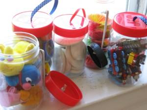 Хранение игрушек в детской комнате: советы и идеи