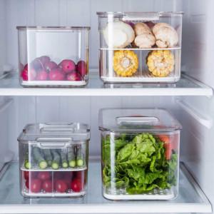 Как хранить овощи в холодильнике правильно