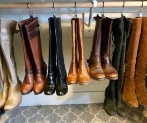 Как организовать хранение обуви в шкафу без коробок в прихожей